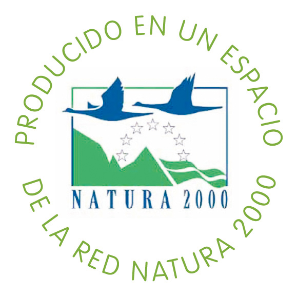 Sello de los productos de Red Natura 2000