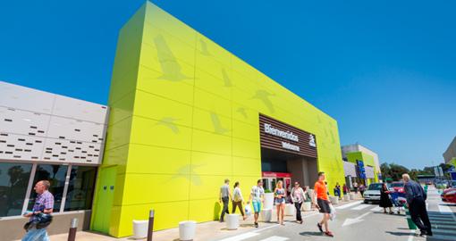 C.C. Gran Sur Centro Comercial Carrefour en la Línea (Cádiz)