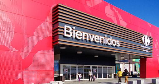 Carrefour San Pablo Sevilla Carrefour Espana