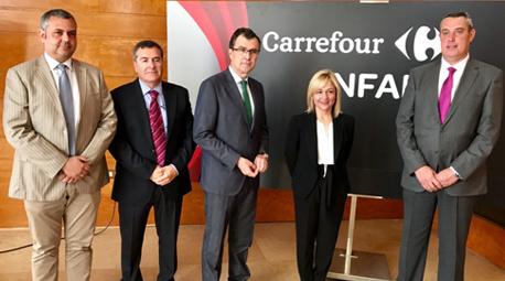 De Carrefour Presenta Proyecto Hipermercado Para Su El Infante cARj54Lq3