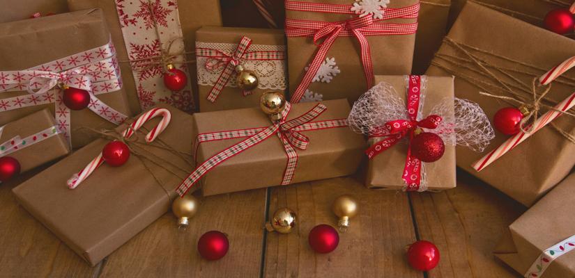 si quieres triunfar este ao con los regalos de navidad aqu tienes algunas ideas originales para envolver los paquetes