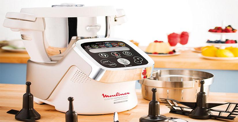 Moulinex cuisine companion - Robot de cocina moulinex carrefour puntos ...
