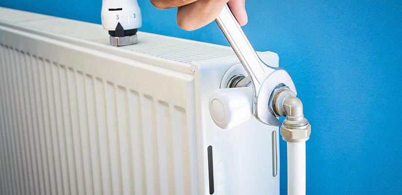 C mo purgar radiadores antes del invierno for Como purgar radiadores de calefaccion