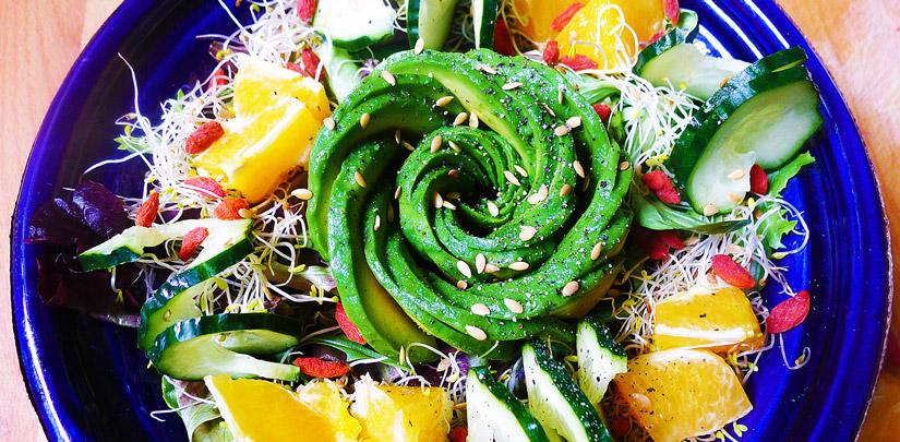 receta ensalada cítrica