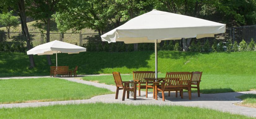 Toldos y parasoles toldo vela sombrilla parasol triangulo for Sombrillas jardin carrefour