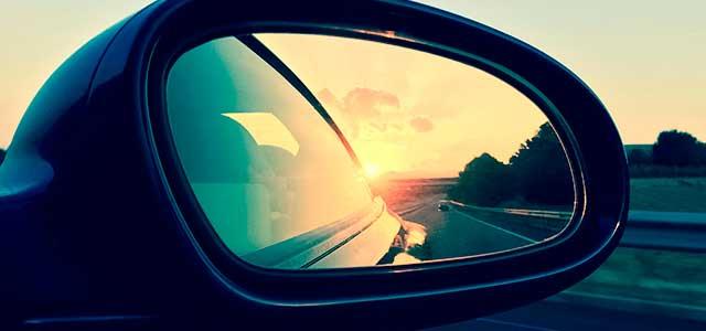 Espejos retrovisores para coche, recambios y desguace