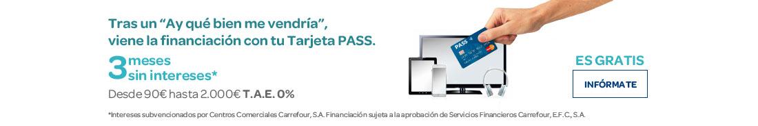 Financiación Carrefour.es