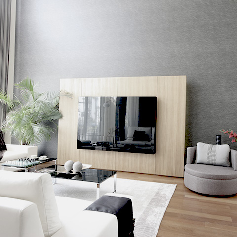 Soporte tv baratos con ofertas en la compra online en for Muebles de jardin carrefour outlet