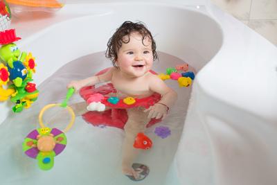 Baño De Bebe | El Bano Del Bebe Un Momento Especial