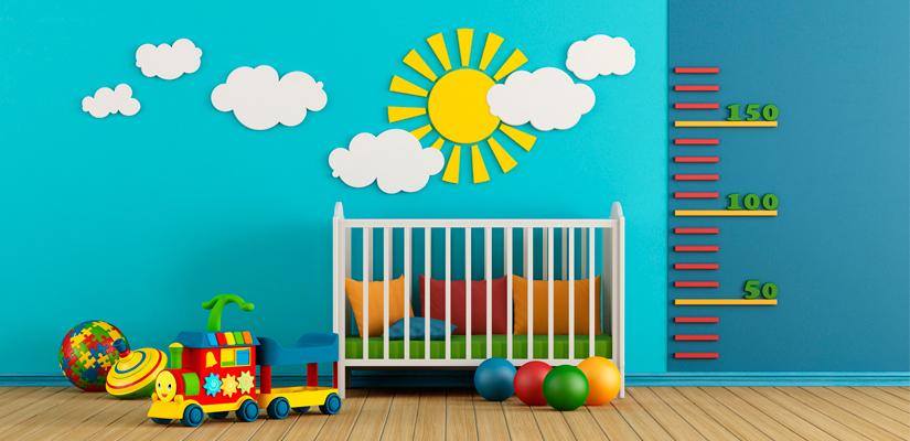 Cómo elegir cunas de bebé