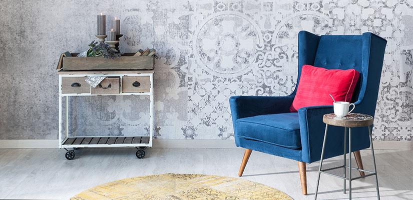 C mo tapizar un sill n o un sof - Tapizar sofas en casa ...