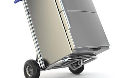La forma m s f cil de transportar un frigor fico - Transporter un frigo couche ...