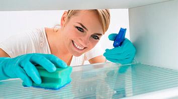limpiar frigorífico