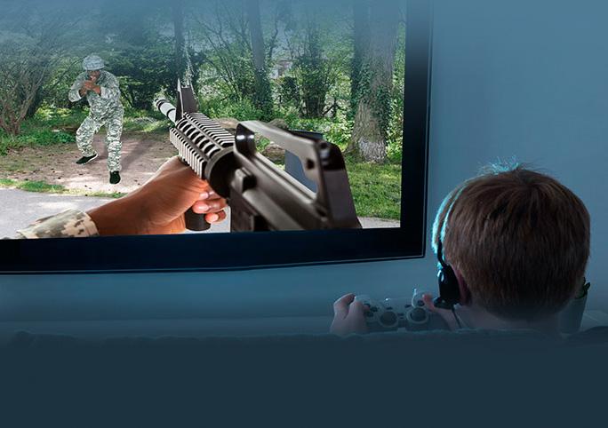 Videojuego shooter
