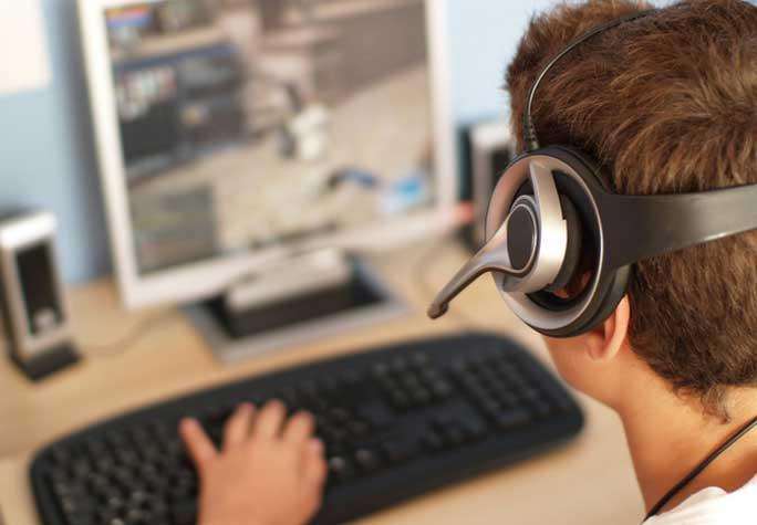 auriculares videojuegos