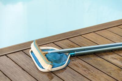 Qu necesito para tener una piscina en mi jard n - Mantenimiento piscina hinchable ...