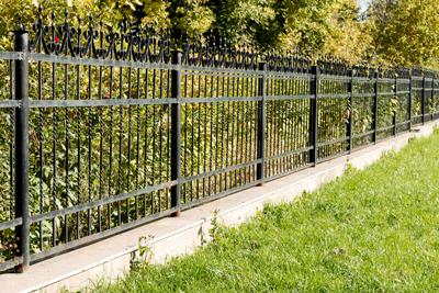 Vallas de jard n - Vallas jardin metalicas ...