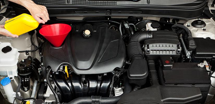 elegir aceite coche