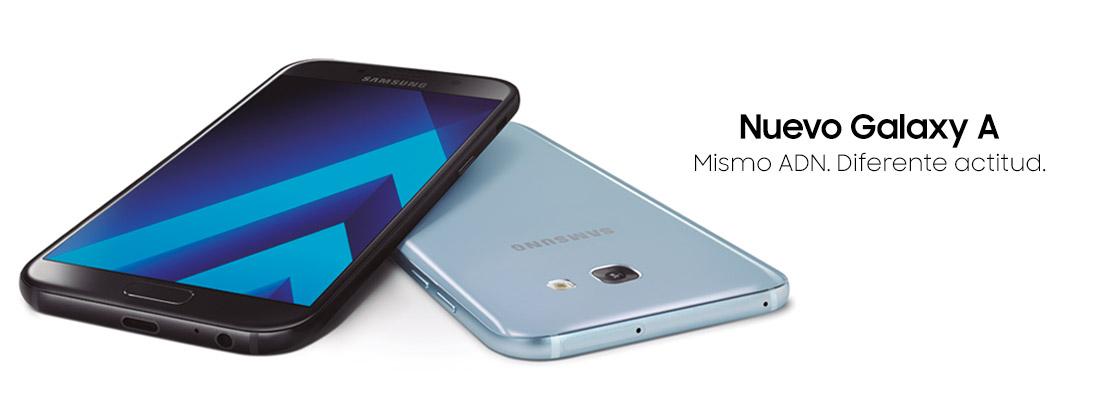 Samsung Galaxy A Precompra