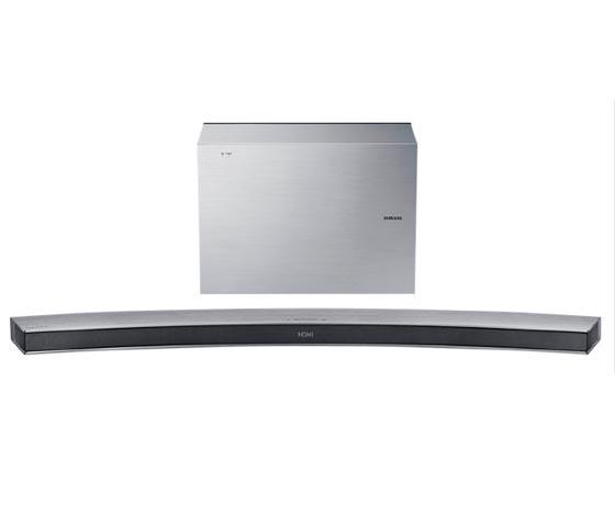 Barra de sonido curva HW-J6001R 6,1 Ch 300W