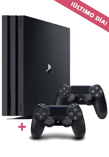 PS4 1TB + Mando Dual Shock de Regalos por 399€