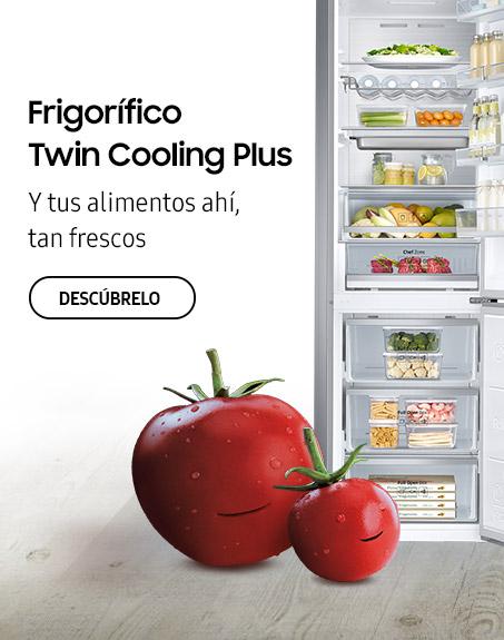 Frigoríficos Twin Cooling