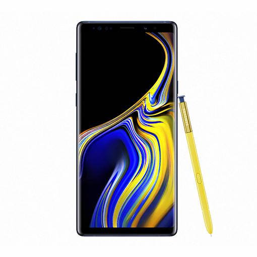 Galaxy Note9 Ocean Blue 512GB