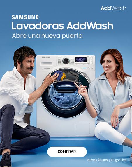Lavadoras AddWash