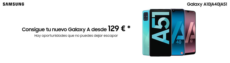 Oportunidad Samsung Galaxy A