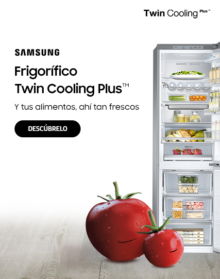 Frigorificos Samsung Twin Cooling