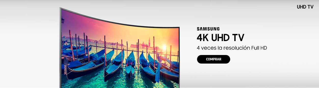 Televisores Samsung UHD
