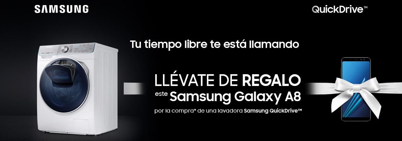 Llévate de regalo un Samsung Galaxy A8