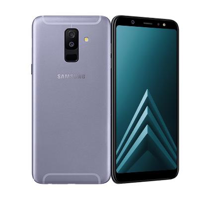 Samsung Galaxy A6+   A6