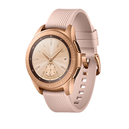 Galaxy Watch Rose Gold (42 mm) Bluetooth