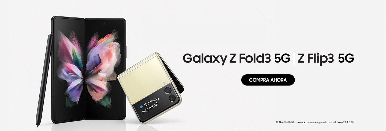 Z Fold3 5G - Z Flip3 5G
