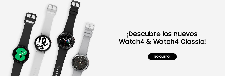 Galaxy Watch4 & Galaxy Watch4 Classic
