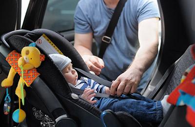 sillas de coche de bebé