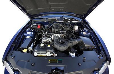 aceite coche