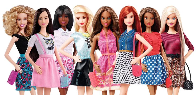 Juguete Mítico Evolución BarbieLa Un De rCxtshQd