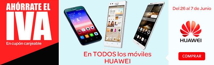 Comprar m�viles Huawei
