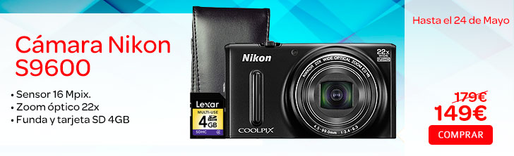 Nikon S9600