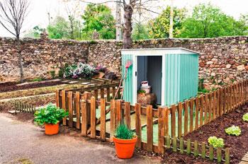Guia de compra de casetas de jardin for Casetas jardin baratas