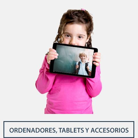 Ordenadores, Tablets y accesorios