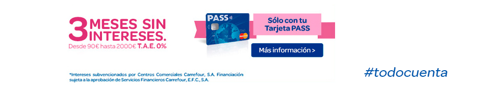 Carrefour Pass