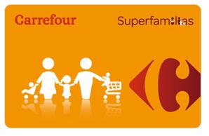 Tarjeta Superfamilias