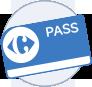 Tarjeta Pass y Servicios Financieros Carrefour