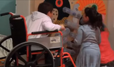 Corto sobre las personas con Espina Bifida FEBHI
