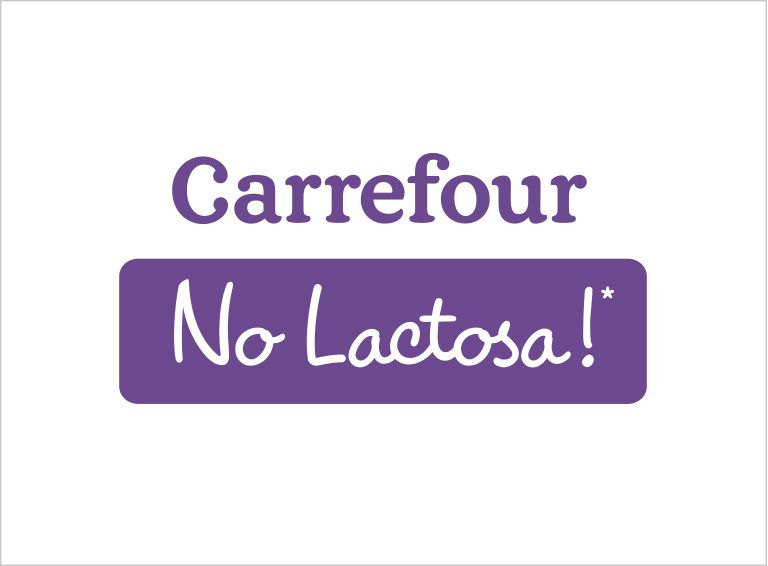 Carrefour No Lactosa