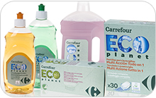 Productos Carrefour ECO-Planet