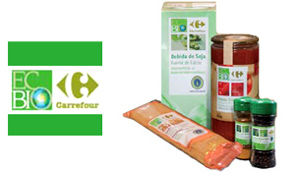 Productos Carrefour Eco Bio
